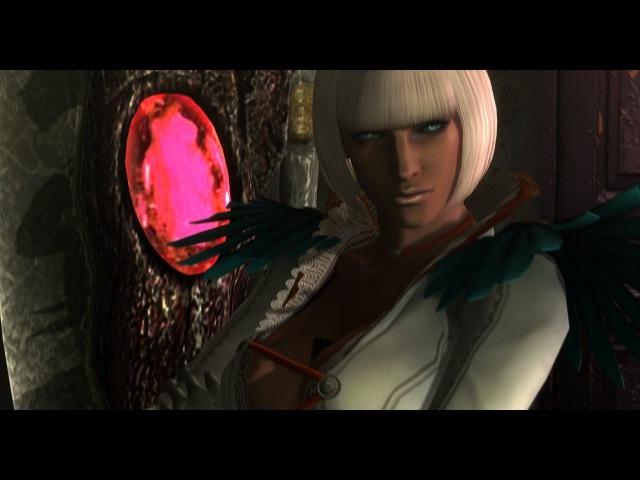 Devil May Cry 4 Special Edition - New Lady/Trish cutscenes (bonus costumes)