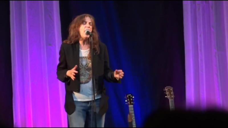 Patti Smith - Free Money [Nuremberg 2011]