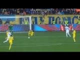 весь матч Словения 0-2 Украина