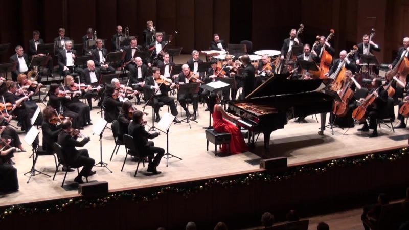 Su-Ah Ye, piano, (15 years) Korea, E.Grieg Concerto a-moll, Op.16