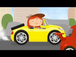 Доктор Машинкова - Машинки и гонки - Мультик про гоночную машинку и автосервис