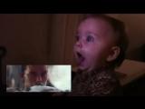 Таких эмоций я ещё не видел :))! Ребенок в восторге от трейлера «Звездных Войн»
