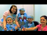 Интерактивная программа для детей: «Маленький стоматолог» в медицинском центре