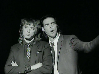 Nick cave &  blixa bargeld - the weeping song