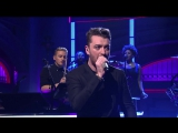 Disclosure ft. Sam Smith - Omen (Live on SNL) HD