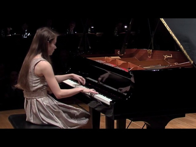 Aleksandra Hortensja Dąbek Chopin Piano Competition 2015 preliminary round