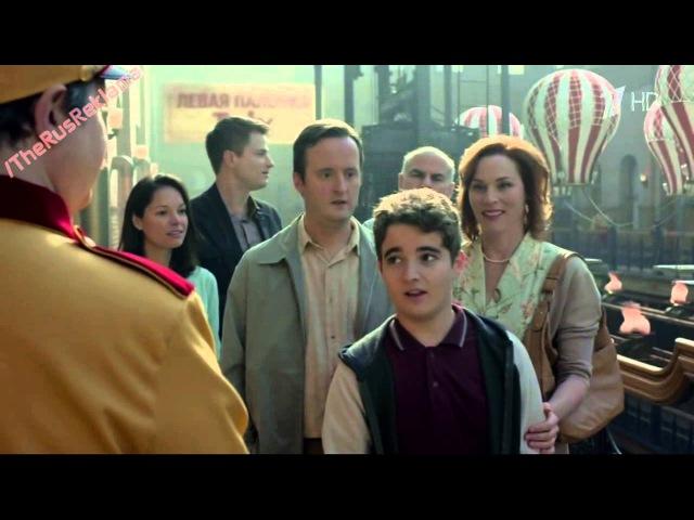 Реклама Twix 2014 (Твикс) - Экскурсия по фабрике левой палочки