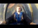 Мой первый полёт на ЯК-52. Высший пилотаж.