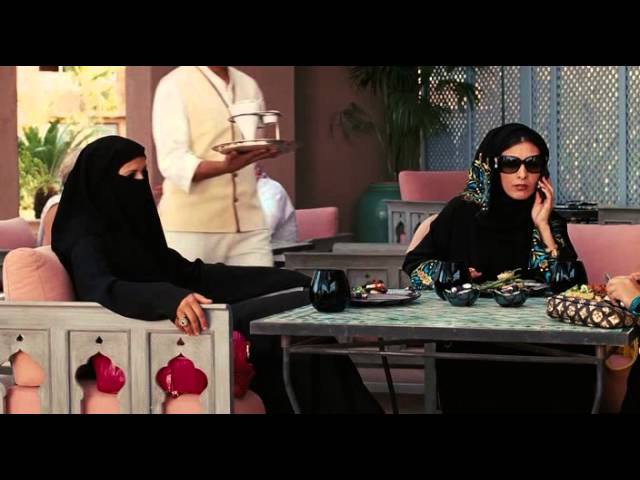 Секс в большом городе 2 - арабские женщины