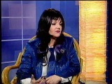 Надежда Чепрага в передаче Ночной гость