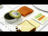 Eric Ripert's Caviar-Blinged Croque Monsieur - Savvy Ep. 17