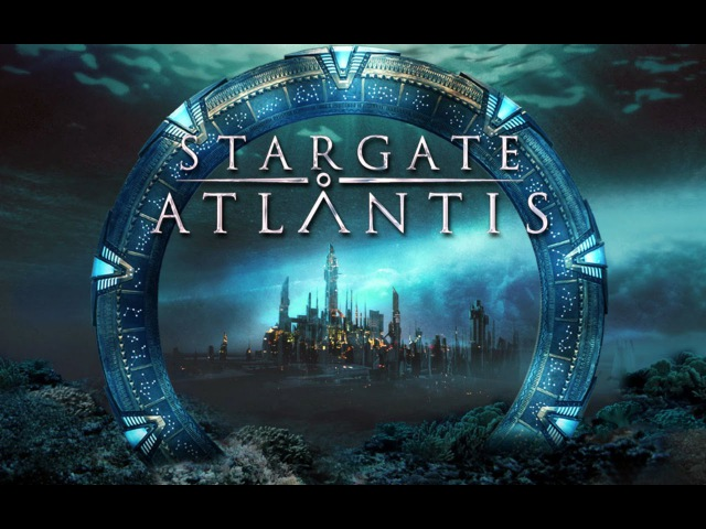 STARGATE ATLANTIS - Full Original Soundtrack OST
