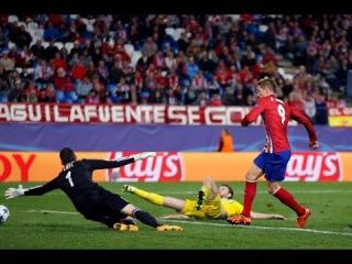 Atlético Madrid vs FC Astana 4-0 | UCL 2015