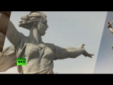 The Motherland Calls Russia's symbol of victory (RT documentary)