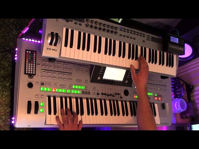 Hotel California the Eagles COVER Performed on Yamaha Tyros 3