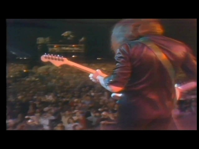 Deep Purple Space Truckin' Live at California Jam 74' HD Part 2