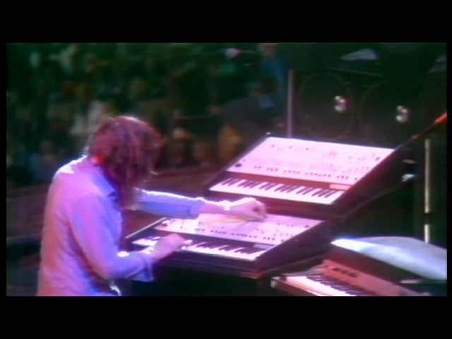 Deep Purple Space Truckin' Live at California Jam 74' HD Part 1