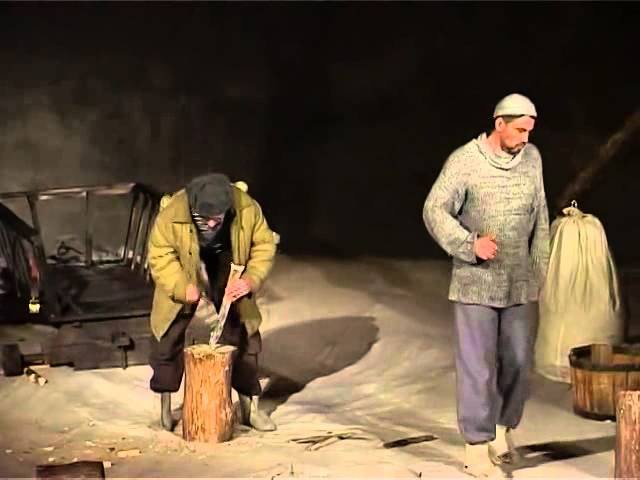 Данила Привалов 'Прекрасное Далёко' грустная утопия в двух действиях Молодежный театр Алтая 2007