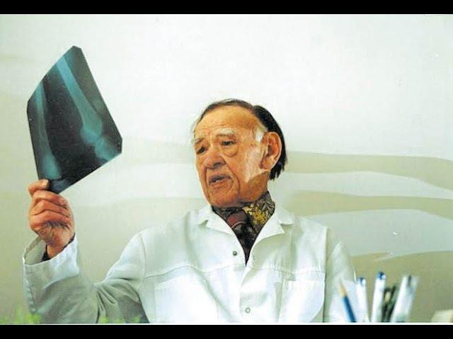 Фёдор Григорьевич Углов Ген долголетия ОРТ 2004
