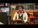 Теория Большого Взрыва - Усики(Раджеш Кутраппали)