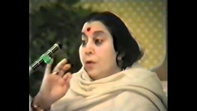 Вы должны быть в состоянии Нирвикальпа (без сомнений) - Шри Матаджи, 14 мая 1985, Вена.