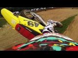 HELMET CAM: Andrew Maroney - Baja Brawl / 125cc Whip Action