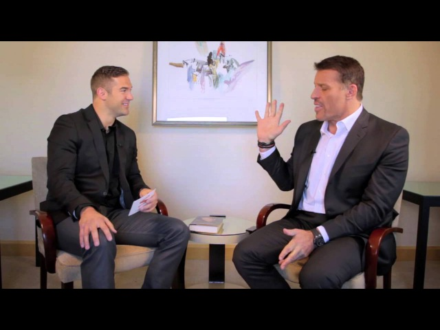 Tony Robbins 7 Simple Steps to Financial Freedom - Lewis Howes