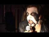 Black-Metall Fan &amp Karaoke Блэк-металлист и караоке