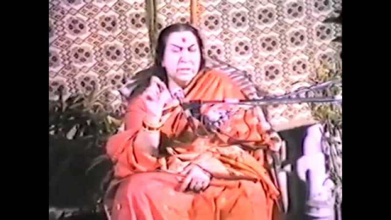 1984 год, 18 февраля. Пуджа Матери Луне (Вайтарна. Индия). Перевод О. Пулькиной