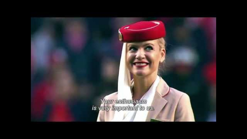 Benfica Safety video | Emirates Airline