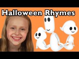 Ghost Family and More Halloween Rhymes Nursery Rhymes from Mother Goose Club!