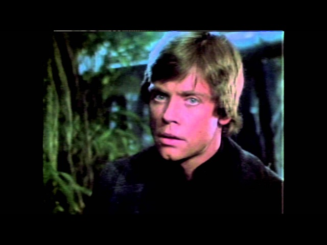 Return of the Jedi: Theatrical Trailer 1982