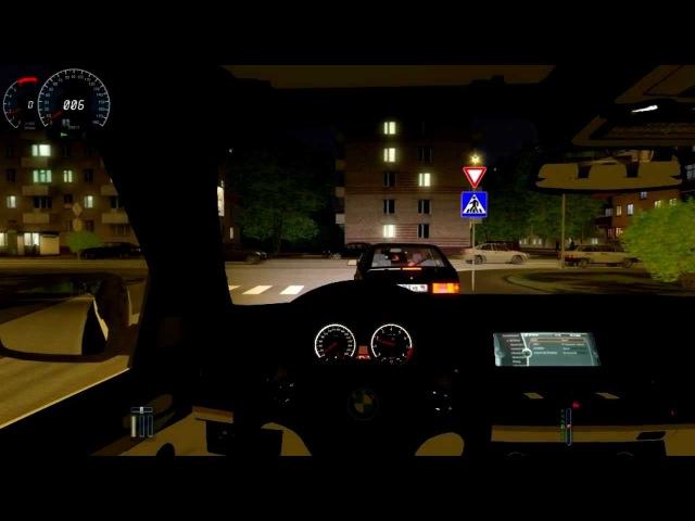 Хамло на джипе часть 2 (3D Инструктор, BMW X5M)