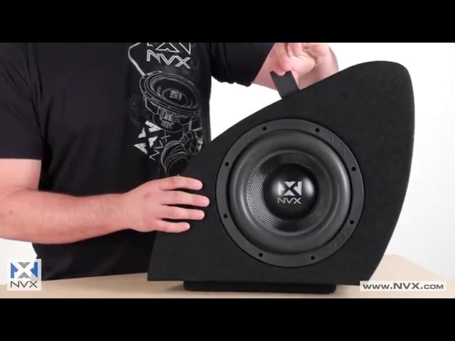 [Collection] NVX B.O.O.S.T. Subwoofer Bass package for the Tesla Model S..