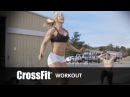 Double Under Clean and Jerk Workout