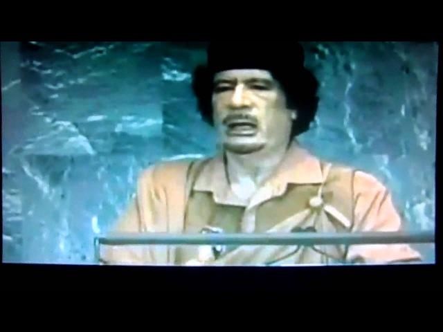 NEW! Правда о Каддафи. Спец. проект Рен Тв. Эфир 18.12.2013