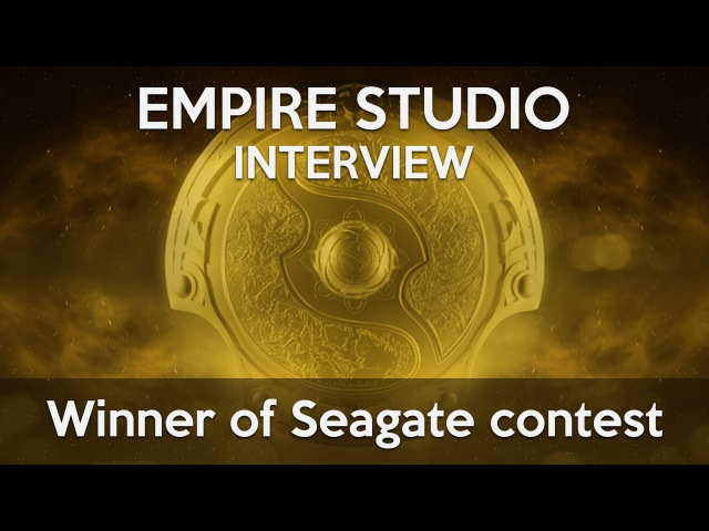(Interview) With the winner of Team Empire and Seagate contest @ The International 2015