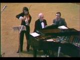 Юрий Башмет и Святослав Рихтер играют Хиндемита. Соната для Альта и фортепиано op. 11 no. 4 - видео 1985 года
