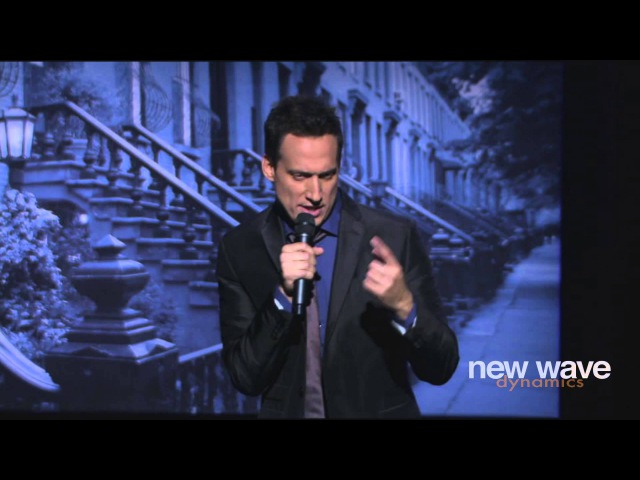 Elon Gold - Accents (Stand up Comedy)