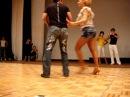 Salsafestival Hamburg 2009 - Luis Vazquez & Melissa Fernandez Partnerwork Advanced WS Sonntag