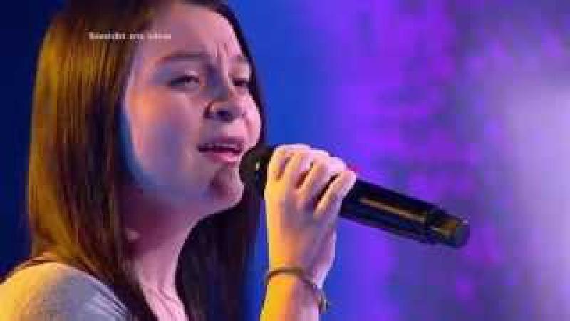 Oriana cantó All of me de J. Legend y T. Gad - LVK Col - Audiciones a ciegas - Cap 7 – T2