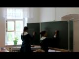 Мастер-класс по каллиграфии в православной школе