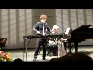 Иван Биленький (ксилофон). Скерцо из балета