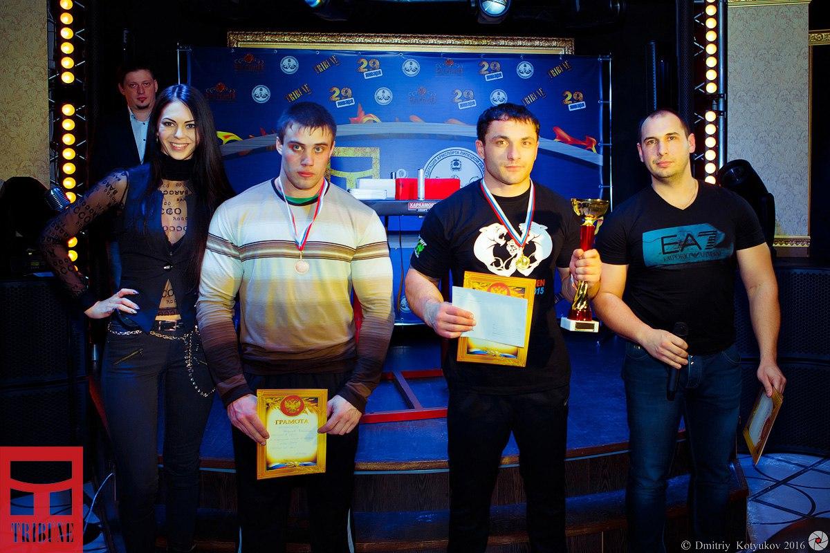 Spartak Zoloev winner