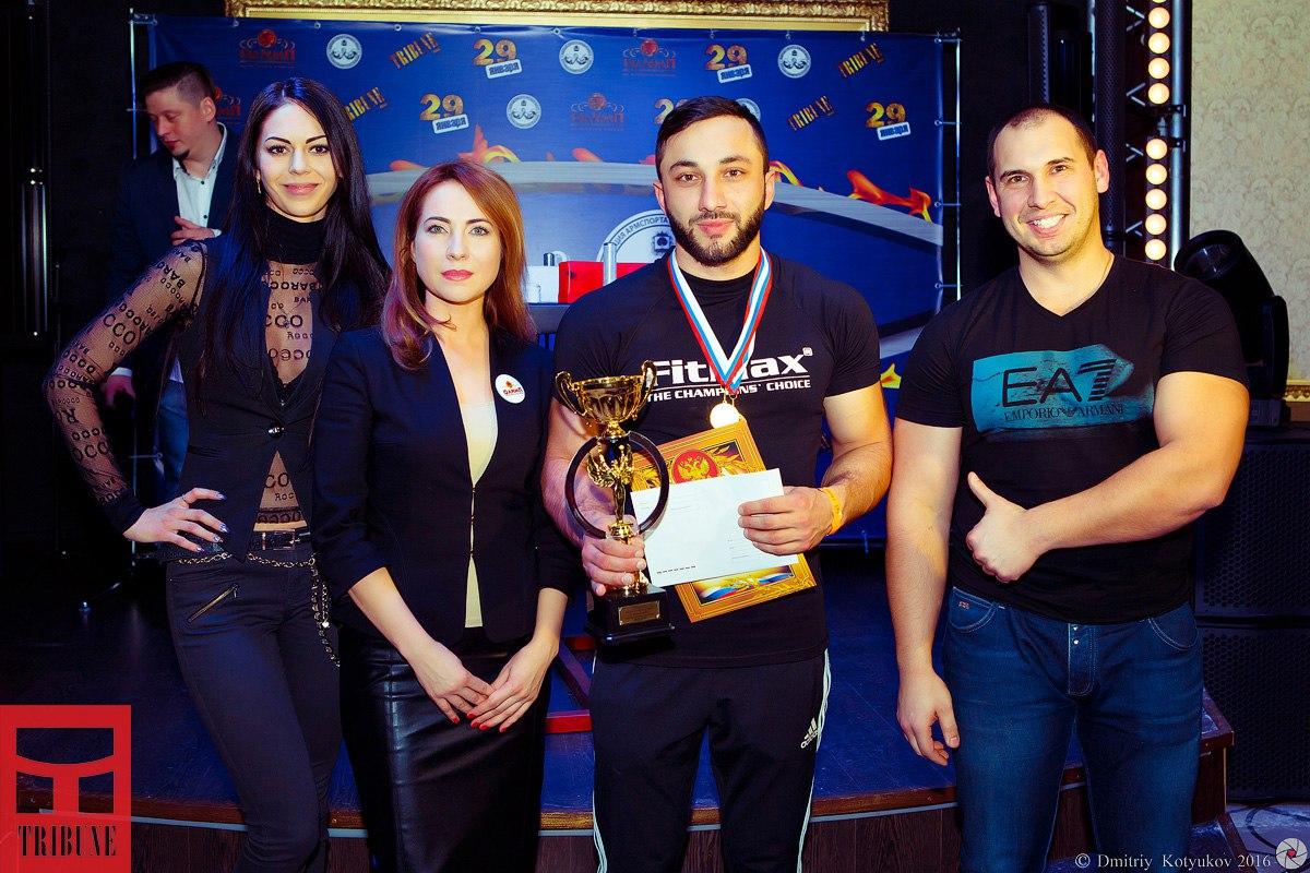Khadzimurat Zoloev overall winner