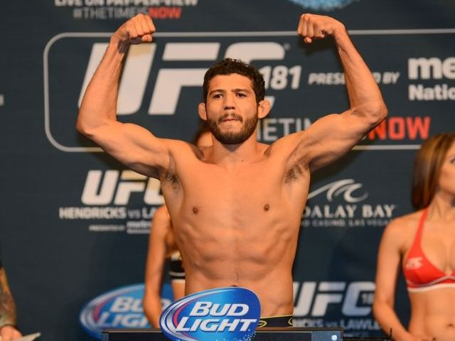 MMA, Гилберт Мелендез, UFC, Эдди Альварес, смешанные единоборства, допинг, происшествия