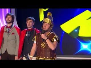 "КВН 2015 ""Горизонт"" и Иван Пышненко"