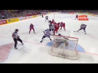 МЧМ по хоккею 2016: Россия - США / 1⁄2 финала / 2-1 / голы / HD