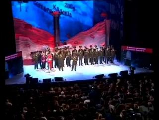 Серебряная галоша 2008! Солисты - Восканян и Соловьёв.