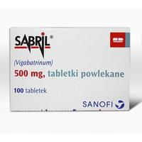 Сабрил Цена - Сабрил купить в Москве - Немецкая Аптека